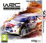 WRC FIA World Rally Championship voor Nintendo 3DS