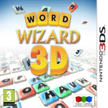 Word Wizard 3D voor Nintendo 3DS