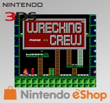Wrecking Crew voor Nintendo 3DS