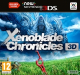 Xenoblade Chronicles 3D voor Nintendo 3DS