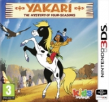 YAKARI The Mystery of Four-Seasons voor Nintendo 3DS