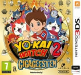 Yo-Kai Watch 2: Gigageesten Losse Game Card voor Nintendo 3DS