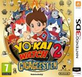 Yo-Kai Watch 2: Gigageesten Nieuw voor Nintendo 3DS
