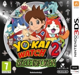 Yo-Kai Watch 2 Skeletspoken voor Nintendo 3DS