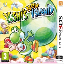 Yoshi's New Island Losse Game Card voor Nintendo 3DS