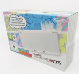 New Nintendo 3DS Wit - Mooi & in Doos voor Nintendo 3DS