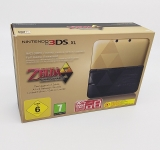 Nintendo 3DS XL The Legend of Zelda: Link Between Worlds Limited Edition - Als Nieuw & in Doos voor Nintendo Wii