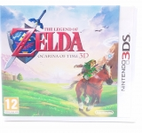 /The Legend of Zelda: Ocarina of Time 3D voor Nintendo 3DS
