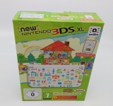 New Nintendo 3DS XL Animal Crossing Happy Home Designer Limited Editon - Als Nieuw & in Doos voor Nintendo 3DS