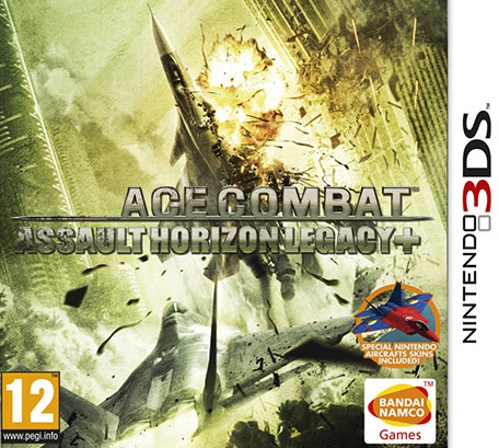 Boxshot Ace Combat: Assault Horizon Legacy +