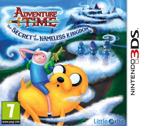 Boxshot Adventure Time: The Secret of the Nameless Kingdom