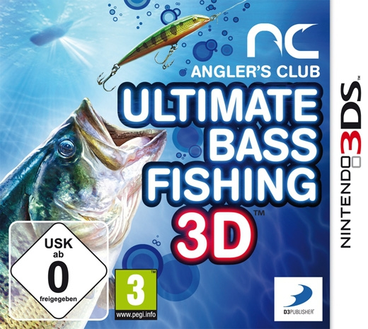 Boxshot Angler's Club: Ultimate Bass Fishing 3D
