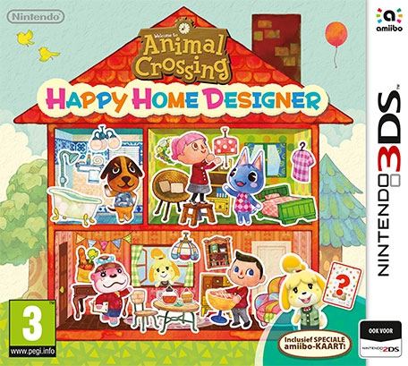 Boxshot Animal Crossing: Happy Home Designer
