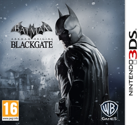 Boxshot Batman: Arkham Origins Blackgate