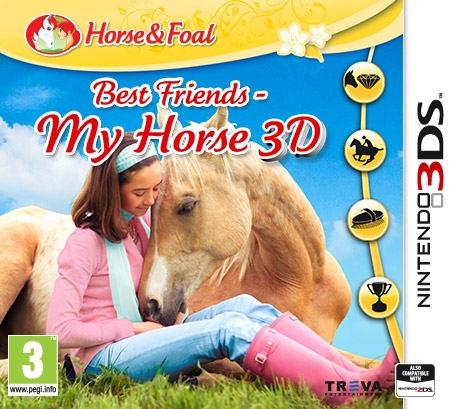 Boxshot Best Friends - My Horse 3D