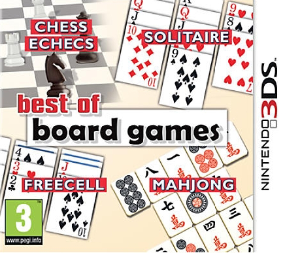 Boxshot Best of Board Games