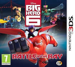 Boxshot Big Hero 6: Battle in the Bay