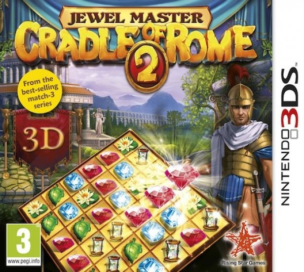 Boxshot Cradle of Rome 2