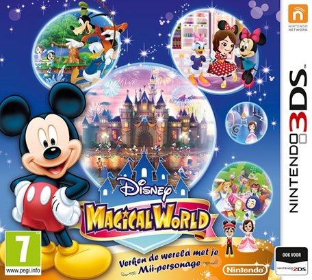 Boxshot Disney Magical World