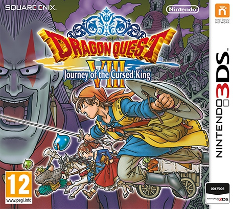 Boxshot Dragon Quest VIII: Journey of the Cursed King