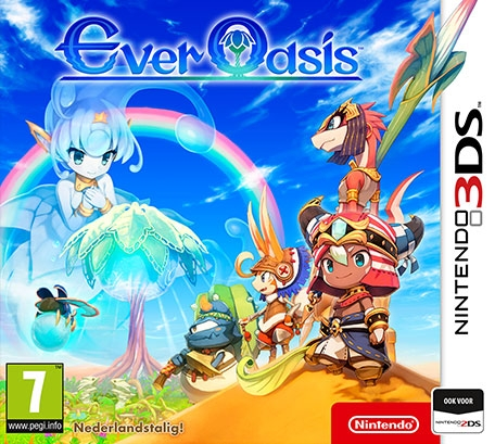 Boxshot Ever Oasis