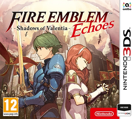 Boxshot Fire Emblem Echoes: Shadows of Valentia