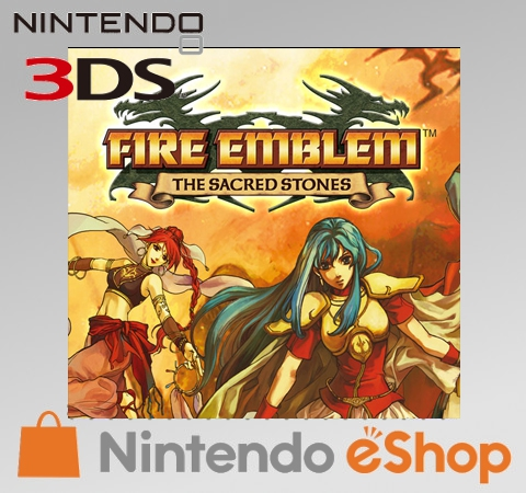 Boxshot Fire Emblem: The Sacred Stones