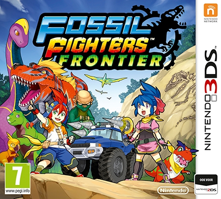 Boxshot Fossil Fighters Frontier