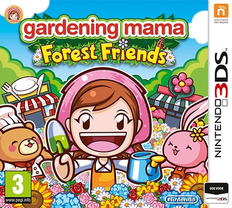 Boxshot Gardening Mama: Forest Friends