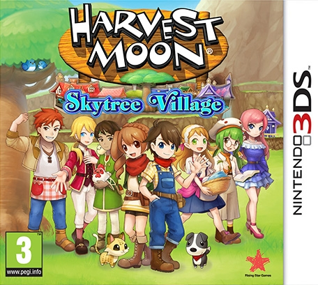 Boxshot Harvest Moon: Skytree Village