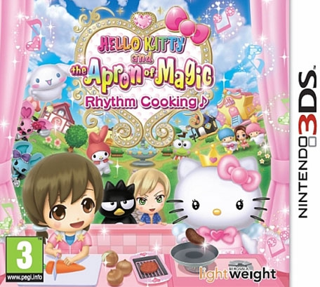 Boxshot Hello Kitty and the Apron of Magic: Rhythm Cooking