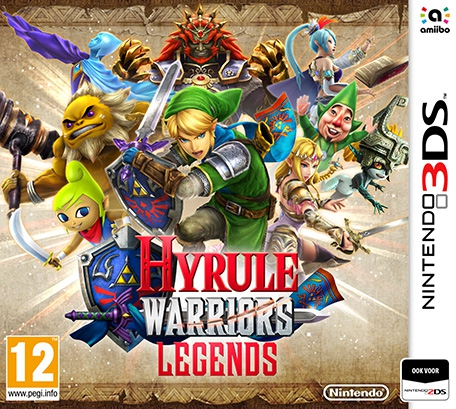 Boxshot Hyrule Warriors: Legends