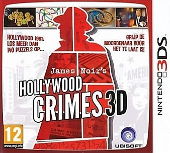 Boxshot James Noir's Hollywood Crimes 3D