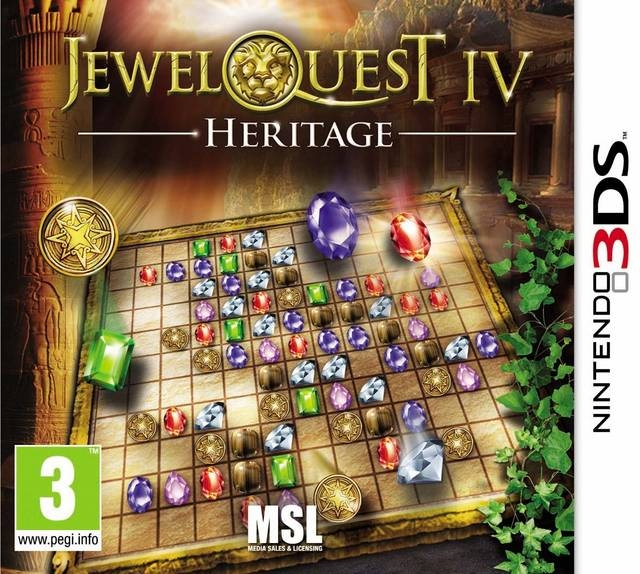 Boxshot Jewel Quest: Heritage