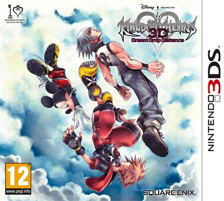 Boxshot Kingdom Hearts 3D: Dream Drop Distance