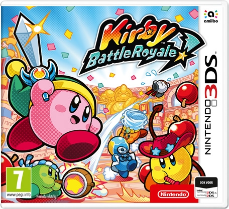 Boxshot Kirby Battle Royale