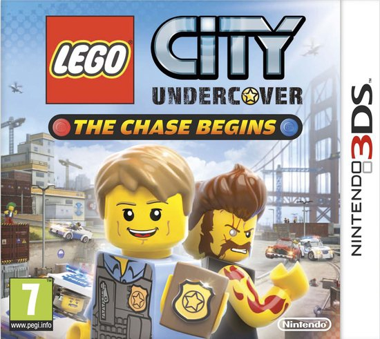 Boxshot LEGO City Undercover: The Chase Begins