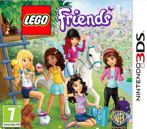 Boxshot LEGO Friends