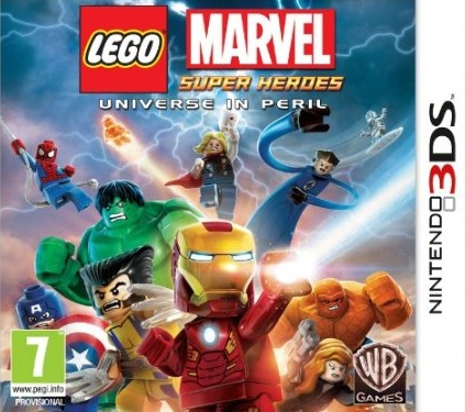 Boxshot LEGO Marvel Super Heroes: Universe in Peril