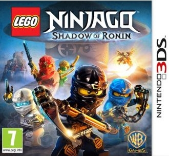 Boxshot LEGO Ninjago Shadow of Ronin