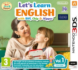 Boxshot Let's Learn English with Biff, Chip & Kipper Vol. 1