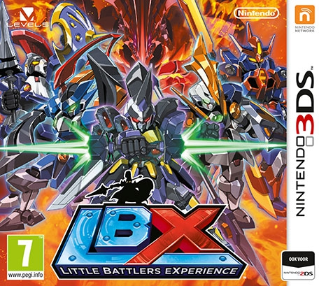 Boxshot Little Battlers eXperience