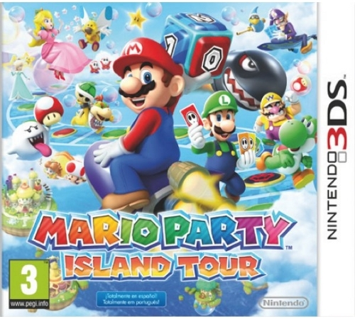 Boxshot Mario Party: Island Tour