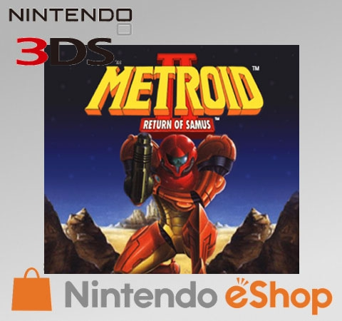 Boxshot Metroid II: Return of Samus