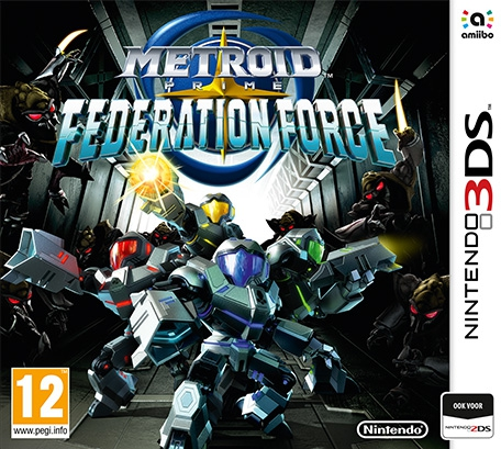 Boxshot Metroid Prime: Federation Force