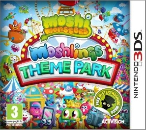 Boxshot Moshi Monsters: Moshlings Theme Park
