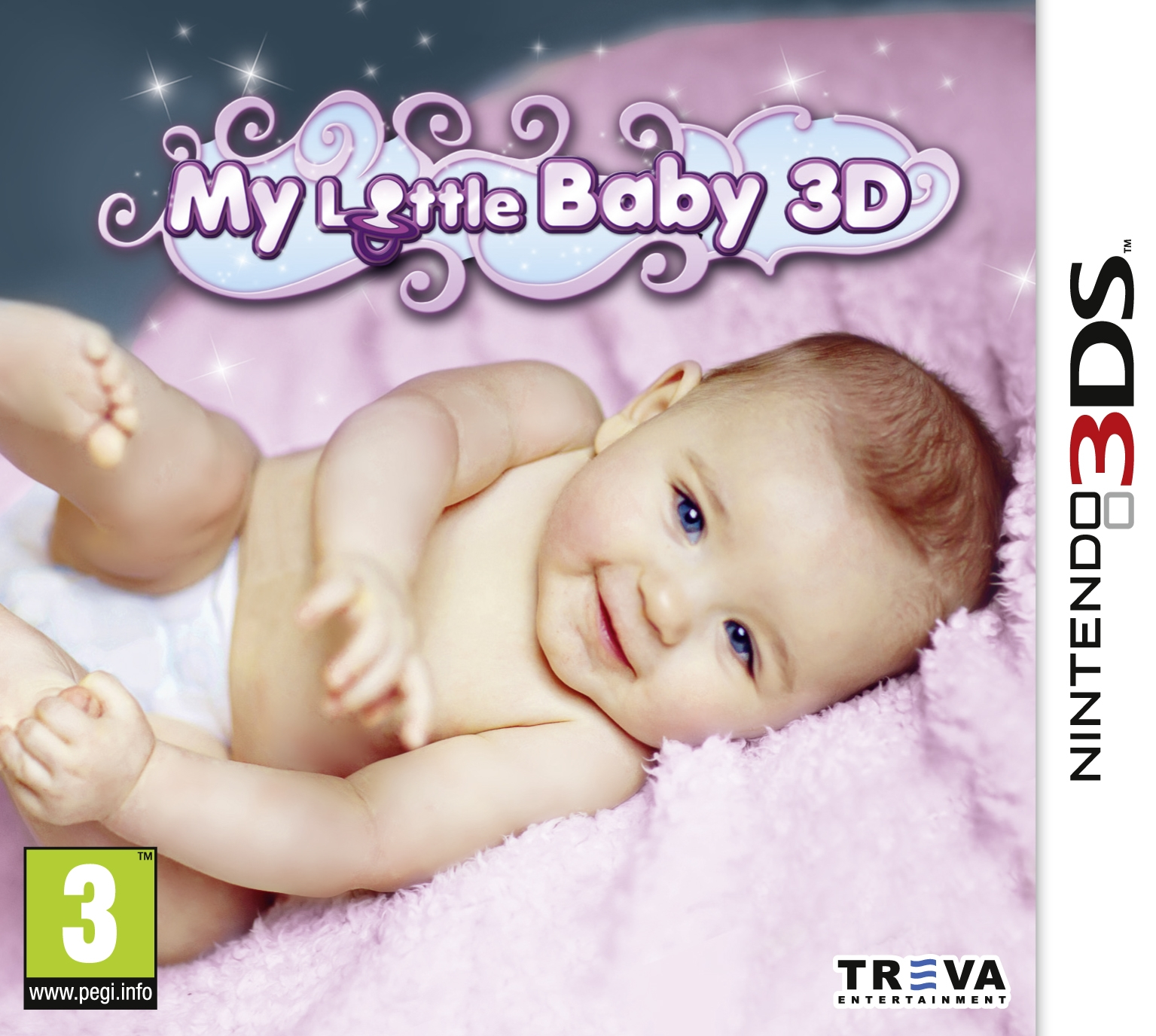 Boxshot My Little Baby 3D