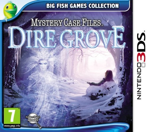 Boxshot Mystery Case Files: Dire Grove
