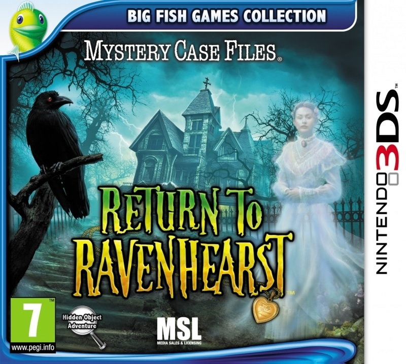 Boxshot Mystery Case Files: Return to Ravenhearst