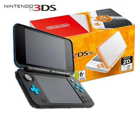 Boxshot New Nintendo 2DS XL